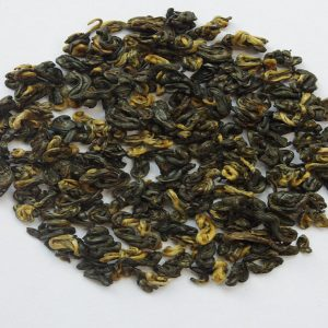 golden snail black tea