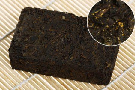 China Fuzhuan dark tea