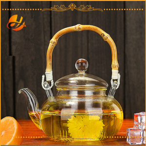 600ml glass Tea pot