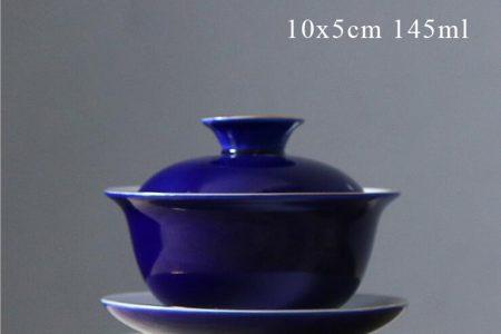 Gaiwan blue